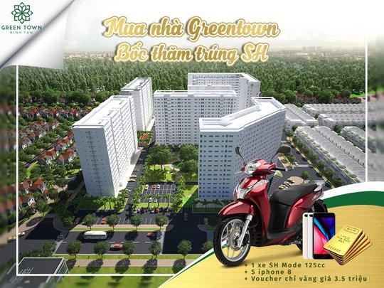 Green Town Bình Tân chính thức mở bán hơn 400 căn hộ Block B1 - Ảnh 2.