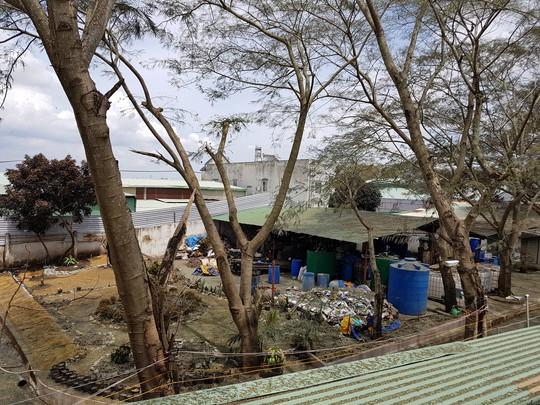 Vụ rò rỉ khí amoniac ở Bình Chánh: Hỗ trợ, đền bù thiệt hại cho dân - Ảnh 3.