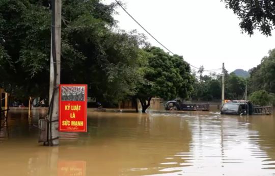 Thực hư thông tin gần 300 phạm nhân chết đuối do mưa lũ - Ảnh 1.