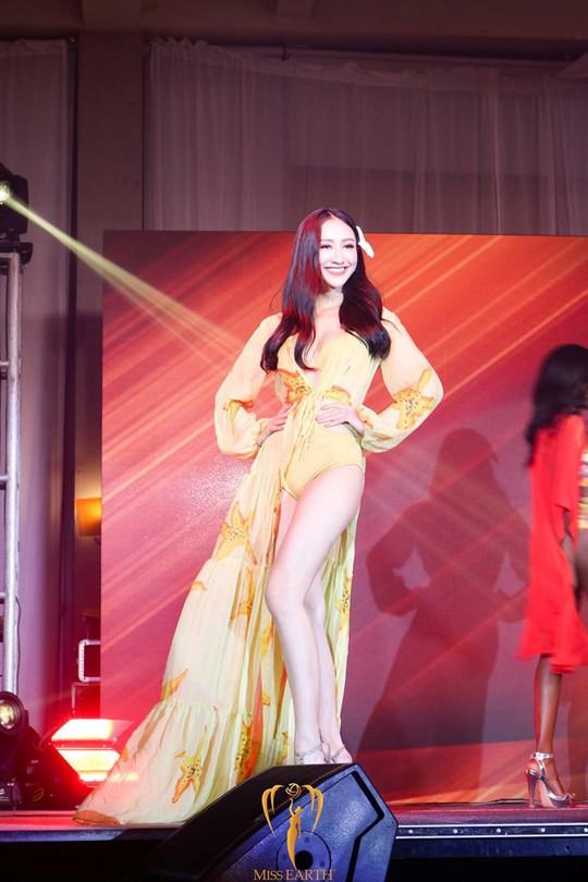 Hà Thu có thêm giải phụ tại đấu trường Hoa hậu Trái đất - Ảnh 3.