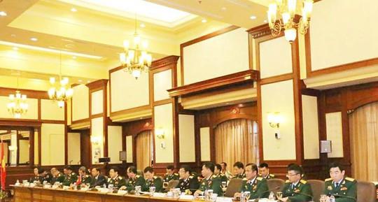 Việt Nam và Indonesia ký Tuyên bố Tầm nhìn chung về hợp tác quốc phòng - Ảnh 3.