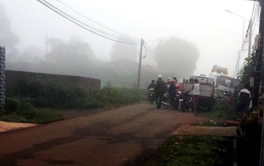 Xe tải chạy đường cấm, tông cháu bé 9 tuổi chết thảm - Ảnh 1.