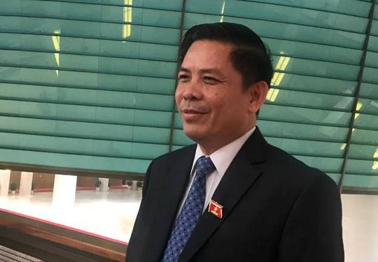 Tân Bộ trưởng GTVT Nguyễn Văn Thể: Làm BOT có đúng, có sai - Ảnh 1.
