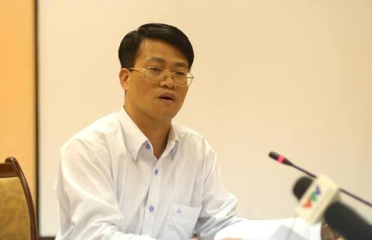 Bộ Y tế nói gì về việc Thứ trưởng Trương Quốc Cường không tới toà? - Ảnh 1.