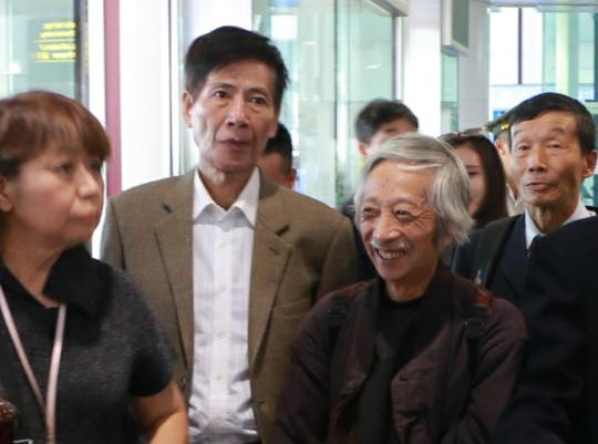 Thân nhân cựu binh Nhật Bản xúc động gặp cha đẻ ngoài 90 tuổi - Ảnh 8.
