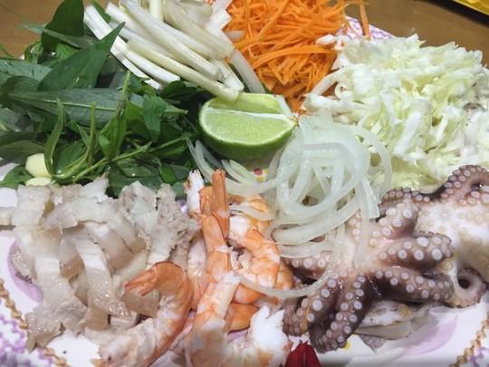 Gỏi hải sản ăn hoài không chán - Ảnh 3.