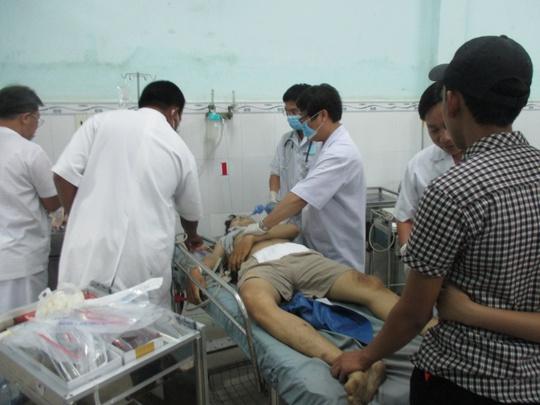 Do bị thương quá nặng, sinh viên Nghiêm Chí K. đã tử vong