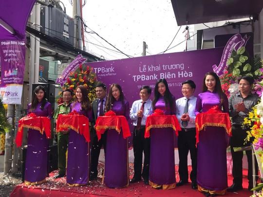 TPBank khai trương thêm một điểm giao dịch tại Đồng Nai - Ảnh 1.