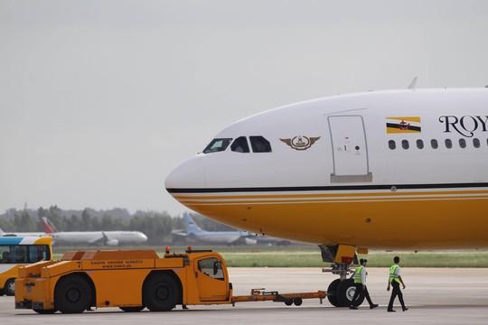 APEC 2017: Tổng thống Mỹ rời Đà Nẵng, bay đến Hà Nội - Ảnh 15.