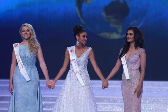 Ấn Độ đăng quang Hoa hậu Thế giới 2017 - Ảnh 2.