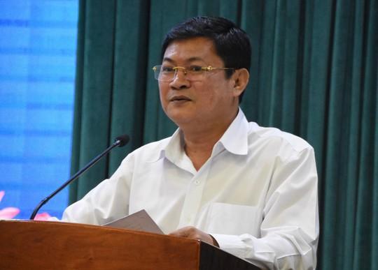 Phó Chủ tịch UBND TP Huỳnh Cách Mạng yêu cầu các quận - huyện, sở - ngành không tuyển cán bộ theo kiểu quen biết.