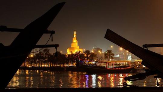 Qatar cứng rắn, Mỹ lùi lại - Ảnh 1.