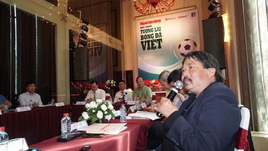 Trọng tài Việt phải đoán ý để phục vụ cho một số người - Ảnh 1.