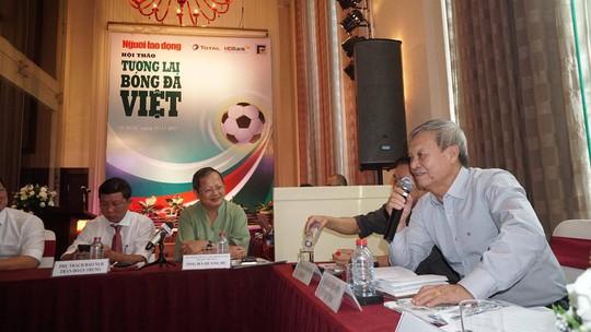 Ông Lê Thụy Hải: Nhiều người không có chuyên môn vẫn ở VFF - Ảnh 1.