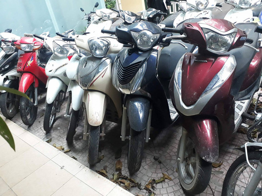 Khám phá đường dây trộm cắp cả ngàn xe máy đưa ra nước ngoài tiêu thụ - Ảnh 1.