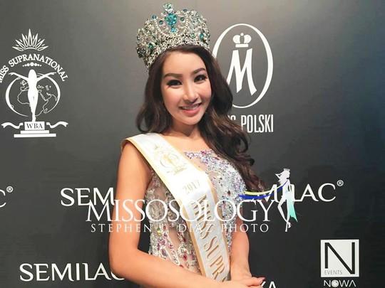 Tranh cãi nhan sắc của Tân Hoa hậu Siêu quốc gia 2017 - Ảnh 4.