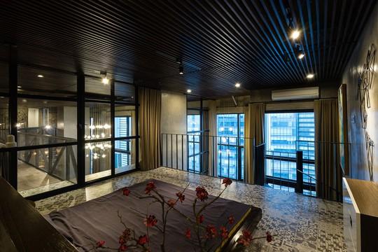 Căn hộ thông tầng độc đáo tại tòa nhà cao nhất Việt Nam