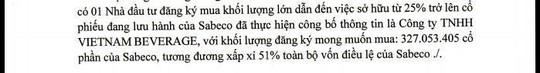 Tỉ phú Thái Lan muốn mua bao nhiêu cổ phần tại Sabeco? - Ảnh 2.