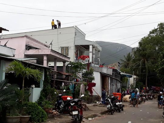 Côn Đảo, Cần Giờ: Nghỉ học, ngừng chợ, di dân chống bão số 16 - Ảnh 7.