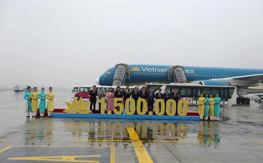 Hàng không đón khách thứ 94 triệu trong năm 2017 - Ảnh 6.