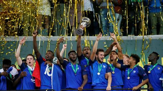 Tuyển Pháp vô địch U19 châu Âu 2016