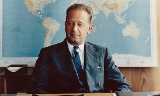Vén màn bí ẩn cái chết của Tổng thư ký LHQ sau 56 năm - Ảnh 1.