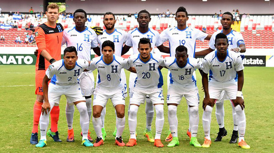 Tuyển U20 Honduras