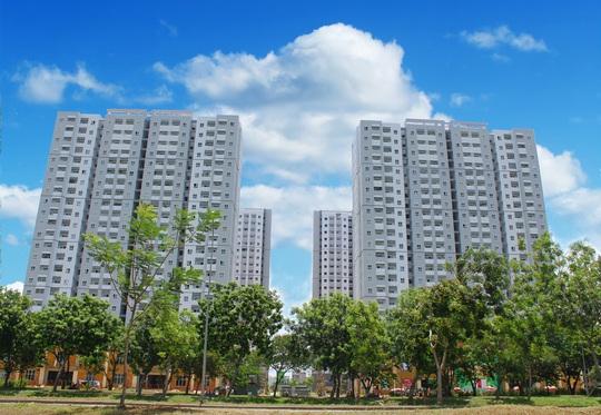 Giá mỗi m2 của căn hộ nhỏ đắt hơn căn hộ lớn