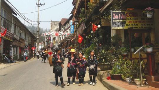 Đất nền Sapa, Lào Cai sốt vì du lịch - Ảnh 1.