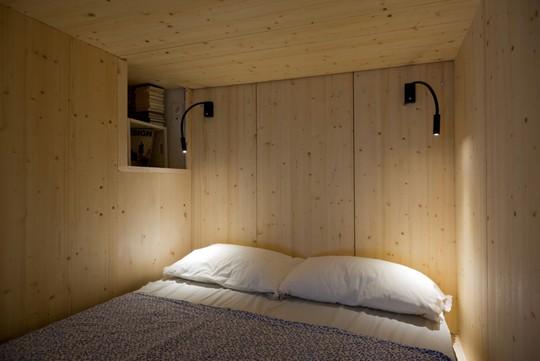 Căn hộ 35 m2 siêu đẹp với hộp ngủ tiết kiệm diện tích - Ảnh 3.