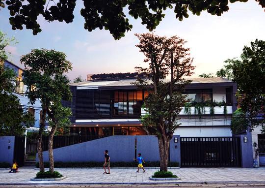 Biệt thự 700 m2 thiết kế tinh tế ở Hà Nội - Ảnh 3.