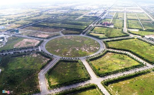 Thành phố 1.000 ha nhiều năm hoang vắng ở Bình Dương - Ảnh 3.
