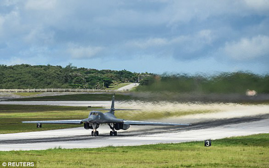 Có gì bên trong các căn cứ Mỹ trên đảo Guam? - Ảnh 2.