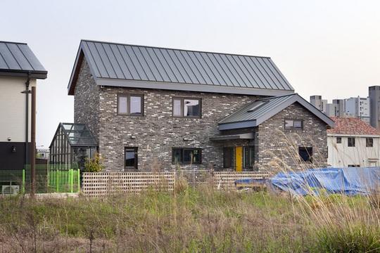 Ngôi nhà với phong cách tối giản đẹp như trong phim ở Hàn Quốc - Ảnh 3.