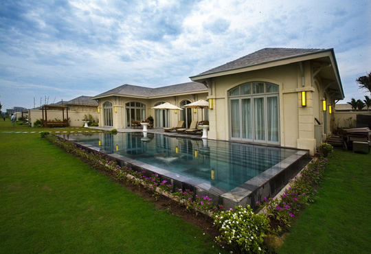 Nghỉ lễ 2-9, nhiều khách chọn resort 5 sao - Ảnh 2.
