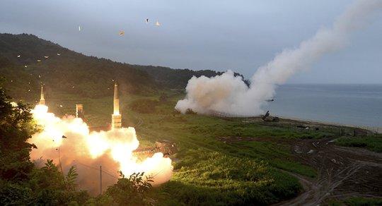 Mỹ sẵn sàng dùng hạt nhân bảo vệ đất nước và đồng minh - Ảnh 3.