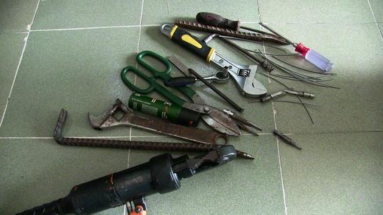 Bắt quả tang tên trộm chuyên đột nhập nhà ở quận Bình Tân - Ảnh 2.