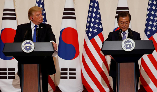 Nga không ủng hộ cấm vận hoàn toàn Triều Tiên - Ảnh 2.