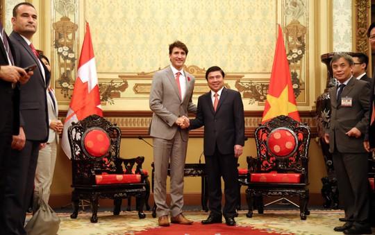 Thủ tướng Canada: TP HCM có nhiều cơ hội phát triển - Ảnh 6.