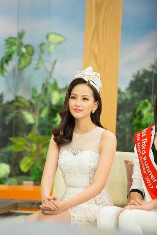Có không đại gia chống lưng Hoa hậu Hoàn cầu Đỗ Trần Khánh Ngân? - Ảnh 2.