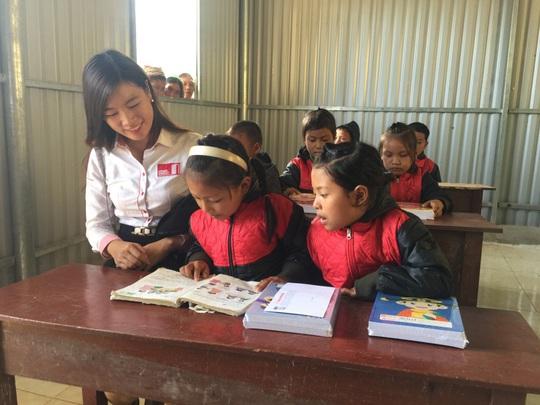 Home Credit hỗ trợ giáo dục vùng cao Tây Bắc - Ảnh 3.