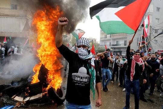 Israel - Thổ Nhĩ Kỳ khẩu chiến vì Jerusalem - Ảnh 2.
