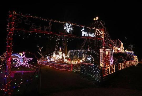 Chi gần 5 tỷ đồng thắp sáng 530.000 đèn Giáng sinh - Ảnh 4.