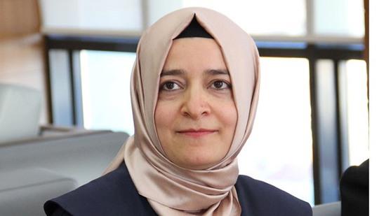 Bà Fatma Betul Sayan Kaya. Ảnh: Gulf Times