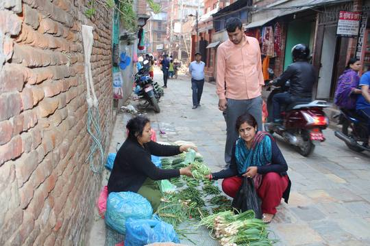 Nepal: Lạc lối ở Thamel - Ảnh 15.