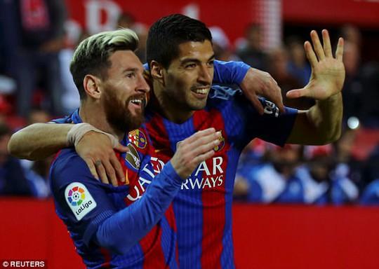 Messi từng muốn rời Barcelona sau khi nhận án trốn thuế - Ảnh 2.