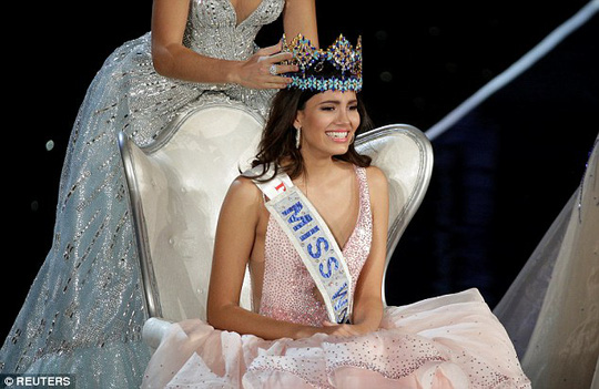Cận cảnh 20 hoa hậu đẹp nhất thế giới 2016 - Ảnh 14.