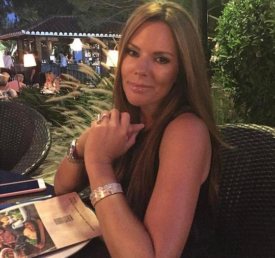 Toni, vợ của Terry