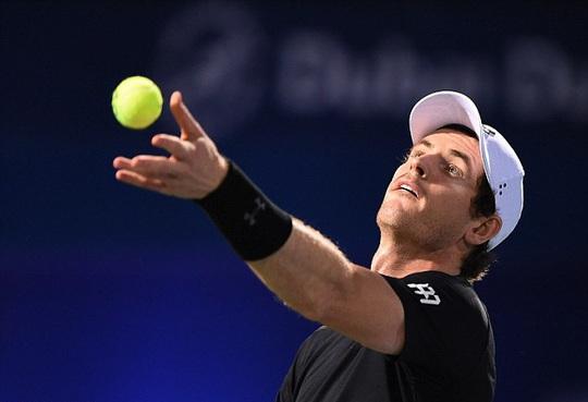 Andy Murray cũng không muốn có tiền lệ xấu trong làng banh nỉ