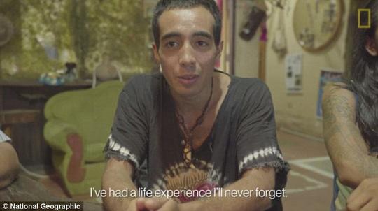 Acuna khẳng định anh có một trải nghiệm không bao giờ quên. Ảnh: National Geographic